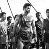 Randy Couture Steve Reeves As In Hercules Unchained Not Bulkier