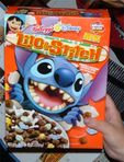 Lilo & Stitch: Lilo And Stitch Cereal Box