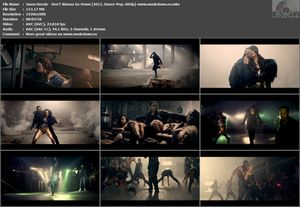 Jason Derulo - Don't Wanna Go Home + The Makin' Of The Video [2011