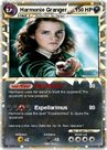 Pokémon Harmonie Granger  Wand Blast  My Pokemon Card