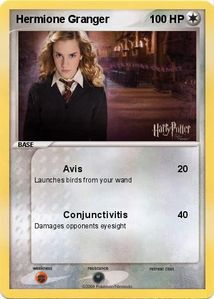 Pokémon Hermione Granger 10 10 - Avis - My Pokemon Card
