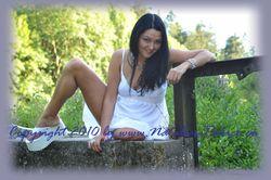 NataliesPalace, leg amputee woman