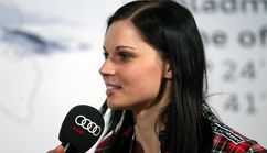 Anna Fenninger atmet nach BronzeGewinn auf • NEWS.AT