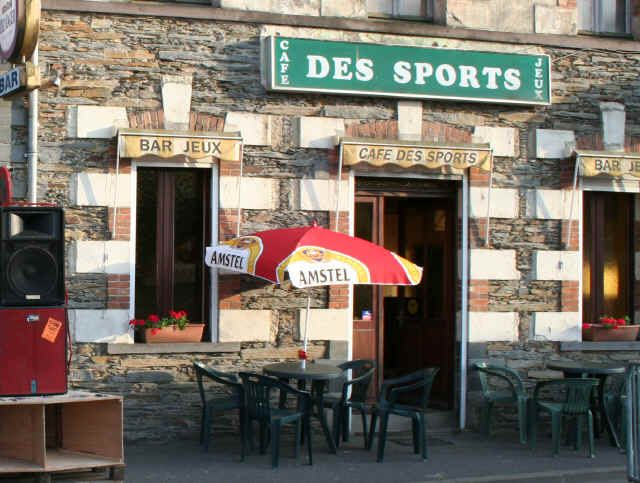 Bordel Le Cafe Des Sports