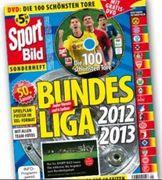 Seit Anfang August liegt das SportBild Sonderheft Bundesliga 2012/2013