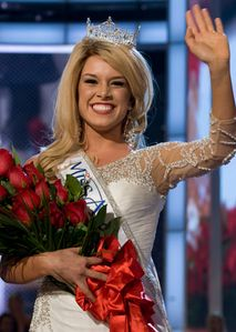 Miss America 2011, Teresa Scanlan, will be the Food For Thought Fall