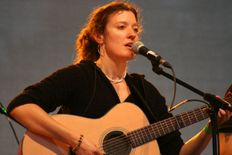 Claudia Rudek (Folk, Rock, Pop) mit Ihrer Band