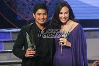 10.Ooops! Ibang sharing ito ng Best Drama Actor Coco Martin at Best