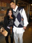 Kenyon Martin's girlfriend Trina  PlayerWives com