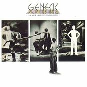The Lamb Lies Down On Broadway by GENESIS album cover