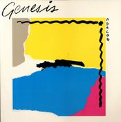 Abacab by GENESIS album cover