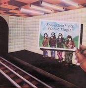 Finest Finger  by SENSATIONS' FIX album cover