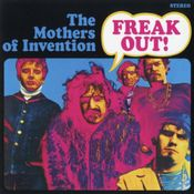 The Mothers Of Invention: Freak Out! by ZAPPA, FRANK album cover