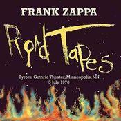 Road Tapes - Venue #3 by ZAPPA, FRANK album cover
