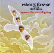 Hymn Of The Seventh Galaxy by RETURN TO FOREVER album cover