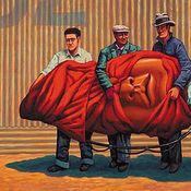 Amputechture by MARS VOLTA, THE album cover