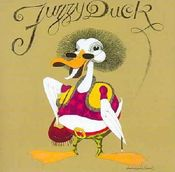 Fuzzy Duck  by FUZZY DUCK album cover