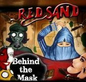 Behind The Mask by RED SAND album cover
