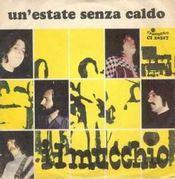 Un'estate Senza Caldo/ Quanto Vuoto C'è by MUCCHIO, IL album cover