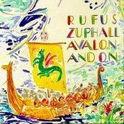 Avalon And On by RUFUS ZUPHALL album cover