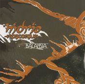 Balansia  by HIDRIA SPACEFOLK album cover