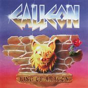 King Of Aragon by GALLEON album cover