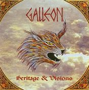 Heritage And Visions by GALLEON album cover