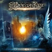 Ascending to Infinity (Luca Turilli's Rhapsody) by RHAPSODY (OF FIRE) album cover