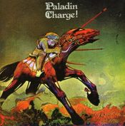 Charge! by PALADIN album cover