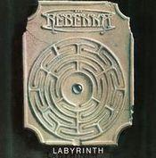 Labyrinth by REBEKKA album cover