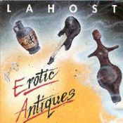 Erotic Antiques by LAHOST album cover