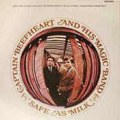 Safe As Milk by CAPTAIN BEEFHEART album cover