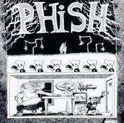 Junta by PHISH album cover