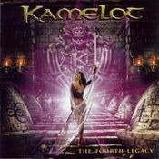 The Fourth Legacy by KAMELOT album cover