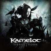 Silverthorn by KAMELOT album cover