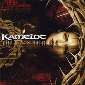 The Black Halo by KAMELOT album cover