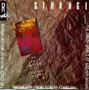 Strangelands by BROWN BAND, THE ARTHUR album cover