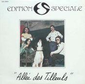 Allée des Tilleuls  by EDITION SPÉCIALE album cover