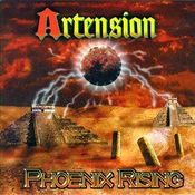 Phoenix Rising  by ARTENSION album cover