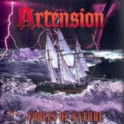 Forces of Nature  by ARTENSION album cover