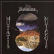 Mutatis Mutandis by IN NOMINE album cover