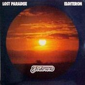 Lost Paradise by ELOITERON album cover