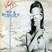 Not a Bit - All Of It by VANGELIS album cover