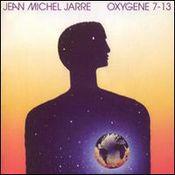 Oxygene 7-13 by JARRE, JEAN-MICHEL album cover