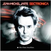 Electronica 1: The Time Machine by JARRE, JEAN-MICHEL album cover