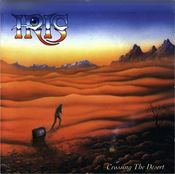 Crossing The Desert  by IRIS album cover