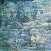 Sweetnighter by WEATHER REPORT album cover