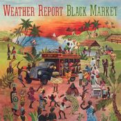 Black Market by WEATHER REPORT album cover