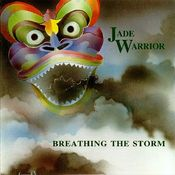 Breathing the Storm  by JADE WARRIOR album cover