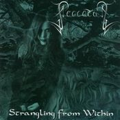 Strangling From Within by PECCATUM album cover
